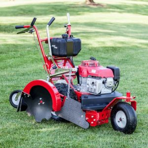 Professional Landscaping Machinery