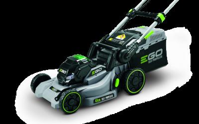 Ego Lawnmowers – battery-powered lawn mowers