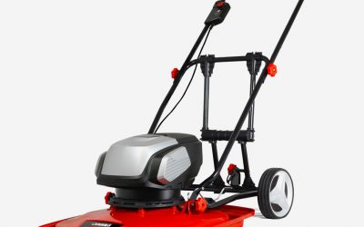Mowing Sloped Lawns